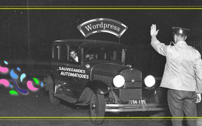 Sauvegardes automatiques WordPress : Comment limiter la quantité et la fréquence