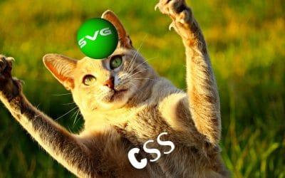 Manipuler des SVG directement en CSS sur son site Web